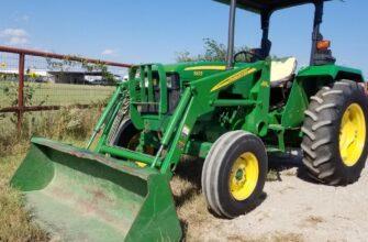 John Deere 5103 for sale in Texas, Kemp
